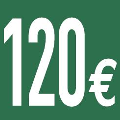 Sconto 120 € sulla luce