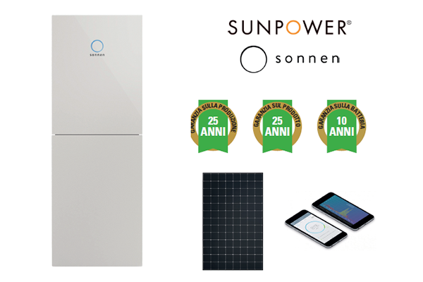 LINEA TOP + ACCUMULO SONNEN
