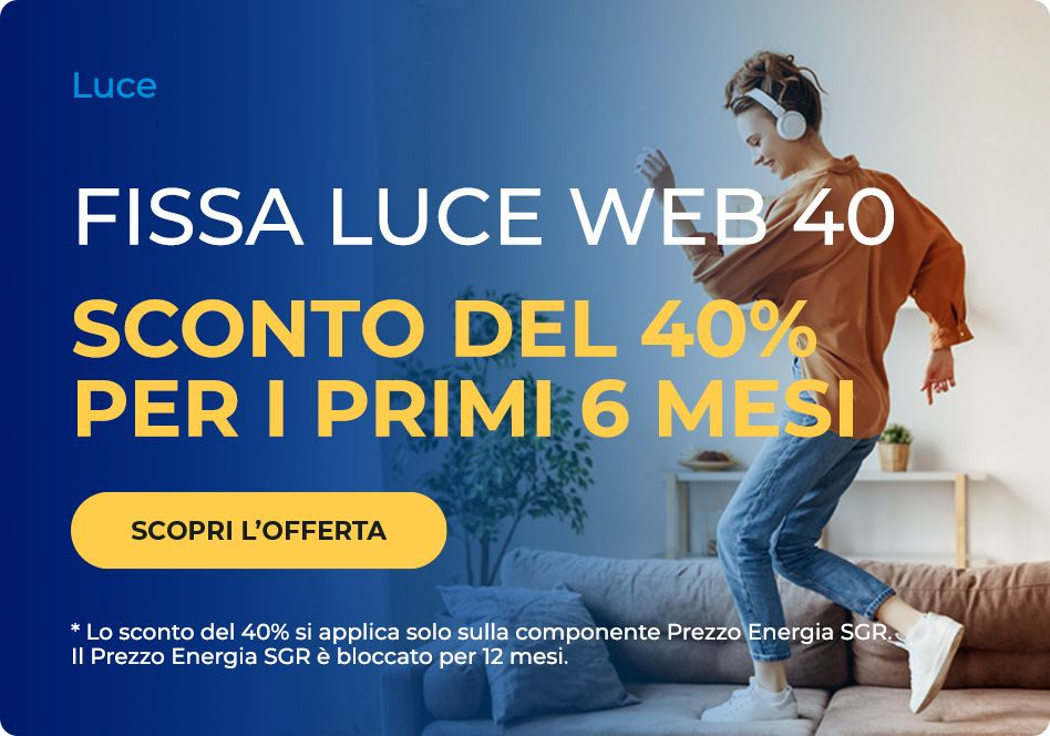 Fissa luce Web 40